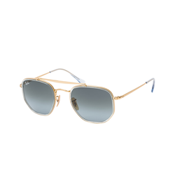 Ray-Ban THE MARSHAL RB 3648 M 91233M, Runde Sonnenbrille, Unisex