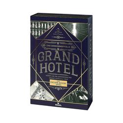 moses Spiel, Das geheimnisvolle Grand Hotel