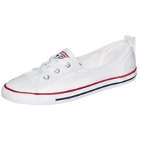 Converse Chuck Taylor All Star Ballet Lace Ox white/ white-red, 40