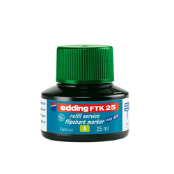edding Tinte FTK 25ml grün