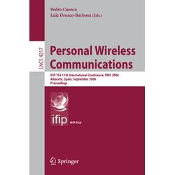 Personal Wireless Communications als Buch von