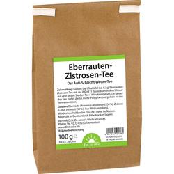 EBERRAUTEN-Zistrosen-Tee Dr.Jacob's