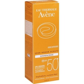 Pierre Fabre Avene SunSitive ohne Duftstoffe Creme LSF 50+ 50 ml