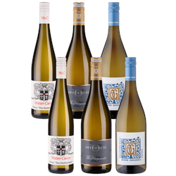 6er-Geburtstagspaket Weißwein - Weinpakete