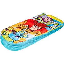 ReadyBed Junior 2in1 (Schlafsack, Kissen und Luftmatratze), Toy Story gelb-kombi