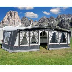 Wohnwagen-Vorzelt ANCONA, Umlaufmaß 925 - 950 cm, Gr. 12