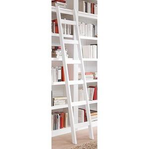 Home affaire Leiterregal, FSC®-zertifiziert, weiß, Material Kiefernholz »Bergen«
