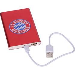FC Bayern Powerbank FC Bayern USB-Ladegerät