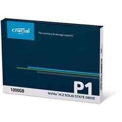 CRUCIAL SSD M.2 P1 1TB NVME PCIe