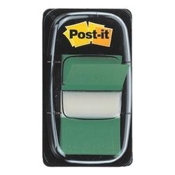 Haftstreifen »Index« 43,2 x 25,4 mm grün, Post-it Index, 4.32x2.54 cm