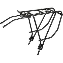 FOX PARTS Fahrrad-Gepäckträger schwarz Rad-Ausrüstung Radsport Sportarten Gepäckträger