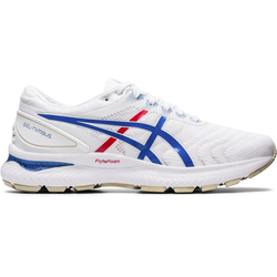 Asics Gel-Nimbus 22 Retro Tokyo - Laufschuhe Neutral - Herren White/Blue