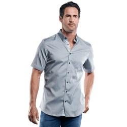 100% bügelfreies Hemd Engbers Saphirblau