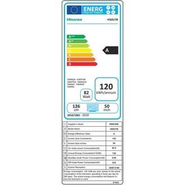 Hisense H50U7B