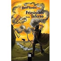 Friesisches Inferno. Peter Gerdes  - Buch