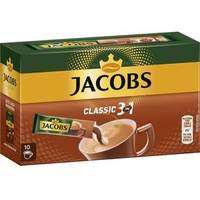 Jacobs 3in1 10 x 18 g
