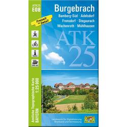 Burgebrach 1 : 25 000