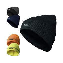 Winter Mütze Polyester »Thinsulate®« schwarz, Thinsulate