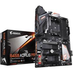 Gigabyte B450 AORUS PRO AMD Mainboard Sockel AMD AM4 Formfaktor ATX Mainboard-Chipsatz AMD® B450