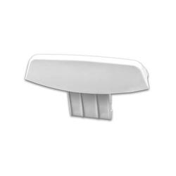 vhbw Türgriff Ersatz-Türgriff passend für Hotpoint WT 960 P 94351880000 Waschmaschine Trockner