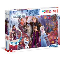 Clementoni® Puzzle Frozen 2, 40 Puzzleteile