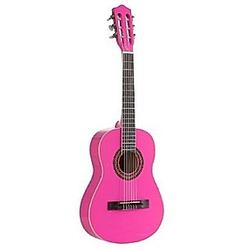 Kindergitarre (1/2) Pink