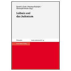 Leibniz und das Judentum - Buch
