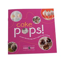 Nordic Ware Rezeptbuch Cake Pop