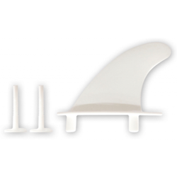 Tahe Softboard Fin + Screws Softboard Finne 21 Schraube Ersatz