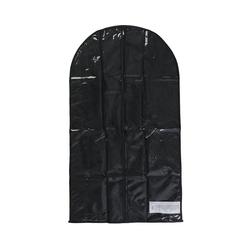 Leifheit Kleidersack Kleidersack, B60xH101 cm schwarz