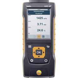 Testo 440 dP Druck-Messgerät Luftdruck, Beleuchtungsstärke, CO2, Temperatur, Windgeschwindigkeit -