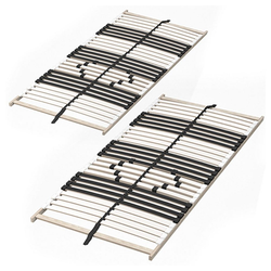Lattenrost, 7-Zonen-Premium Härtegradverstellung 90x200cm, VitaliSpa®