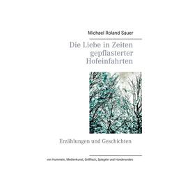 Die Liebe in Zeiten gepflasterter Hofeinfahrten als Buch von Michael Roland Sauer