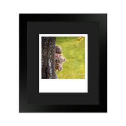FrameDesign Mende Bilderrahmen Bilderrahmen H950, für 1 Bilder, im Polaroid Format weiß