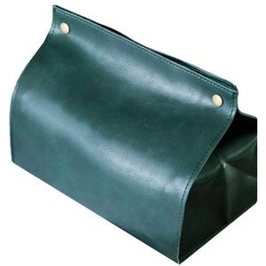OVsler Taschentuchbox FeuchttüCherbox Taschentuchspender Feuchtes Toilettenpapier Box Kosmetiktuchbox KosmetiktüCher Box FeuchttüCher Box Tissue Box KosmetiktüCherbox FeuchttüCherbox Baby Box Green