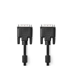 nedis 24+1-Pin Stecker, 2560x1600, Vernickelt Audio- & Video-Kabel, (200 cm)