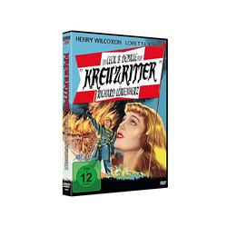 Kreuzritter Richard Löwenherz DVD