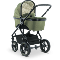 Structure Olive inkl. Babywanne