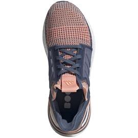 adidas Ultraboost 19 W glow pink/tech ink/solar orange 38 2/3