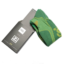 Socken GLOBE - Yes/Globe Park Rat Sock Lime (LIME) Größe: L/XL