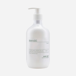 Meraki Handseife Pure 490 ml