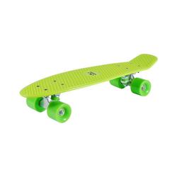Hudora Skateboard Hudora Retro Skateboard grün