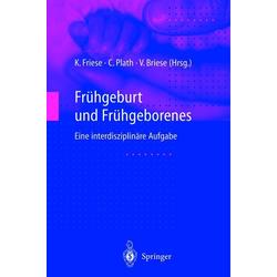 Frühgeburt und Frühgeborenes als Buch von