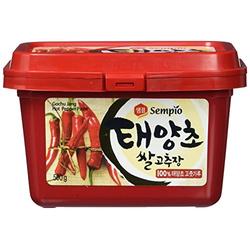 Sempio Paprika Paste scharf für die Koreanische Küche 500g 3er Pack