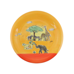Mila Teller Mila Keramik-Teller Afrika, MI-84211, (1 Stück)