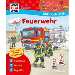 WIW Mitmach-Heft. Feuerwehr