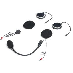 AGV ARK Accessoirepakket Zwart Eén maat