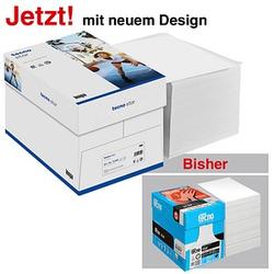 tecno Kopierpapier star DIN A4 80 g/qm 2.500 Blatt Maxi-Box