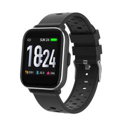 Smartwatch inkl. Körpertemperaturmessung, weiß