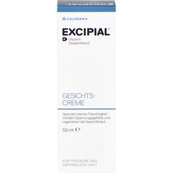 EXCIPIAL Gesichts-Creme 50 ml